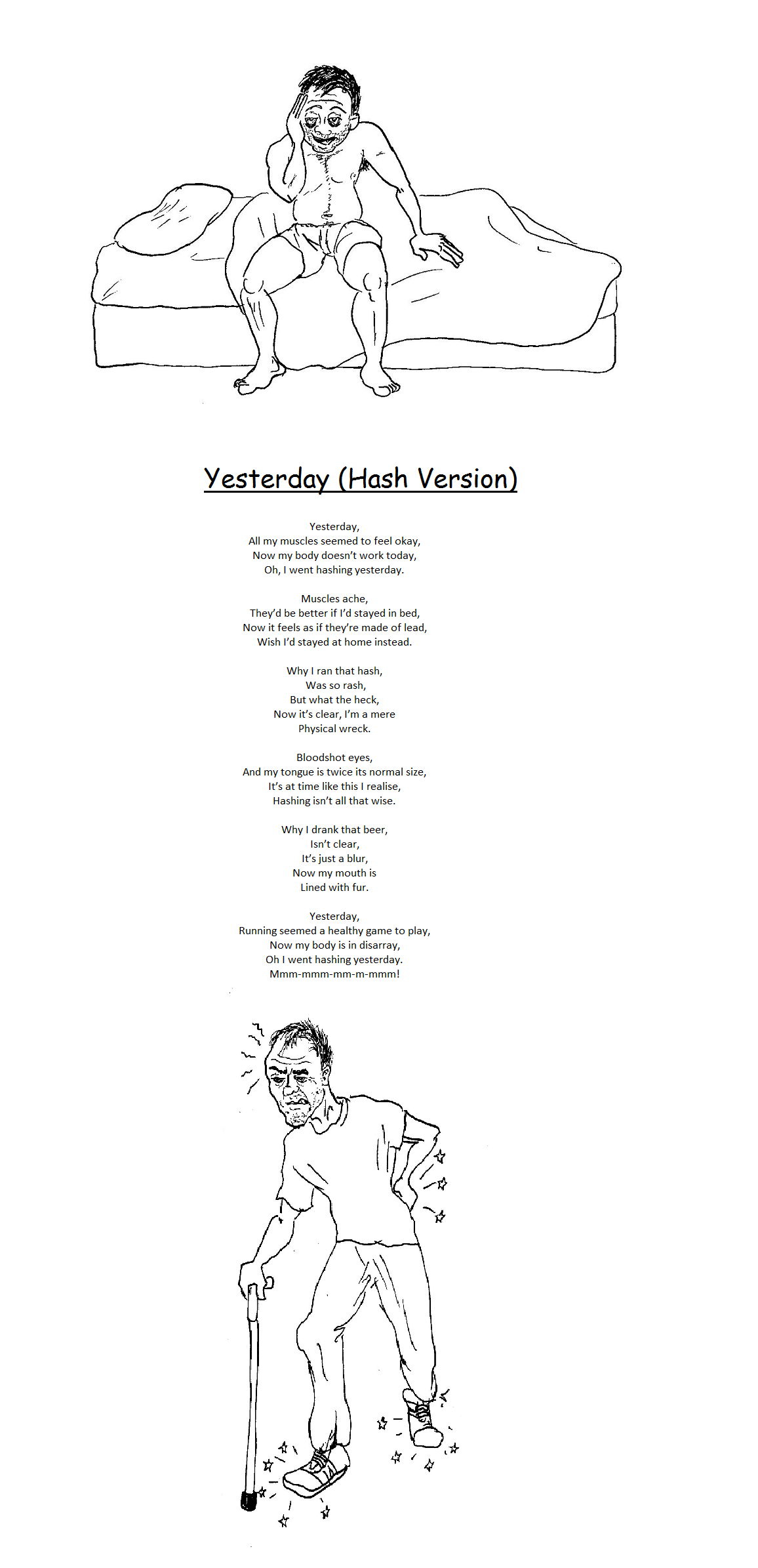 Yesterday (Hash Version)