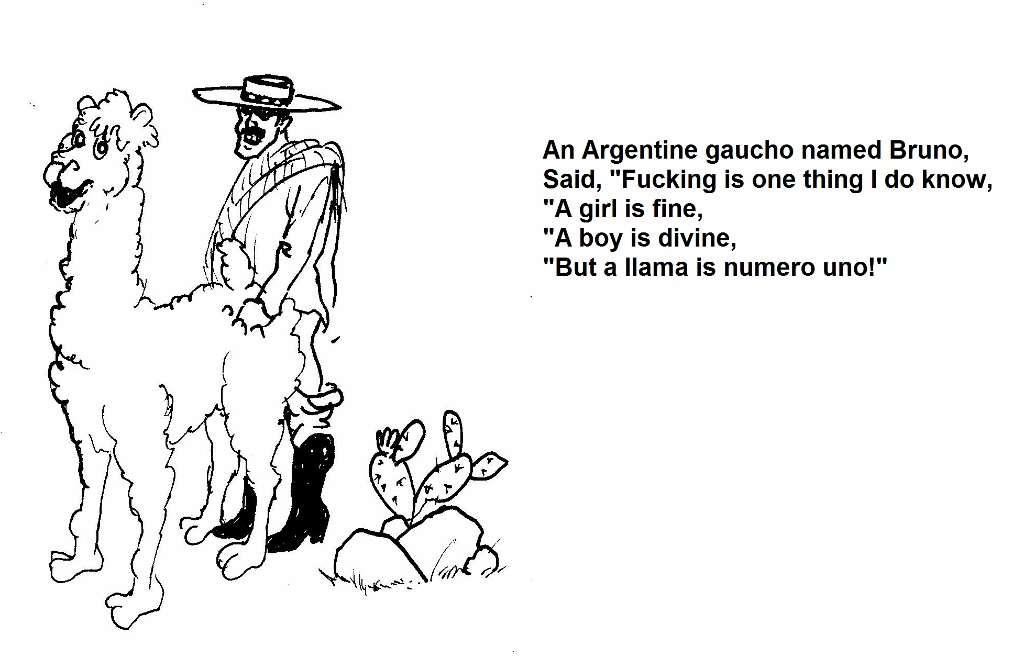 An Argentine Gaucho Named Bruno