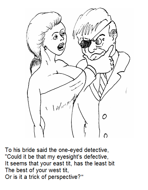 One-Eyed Detective