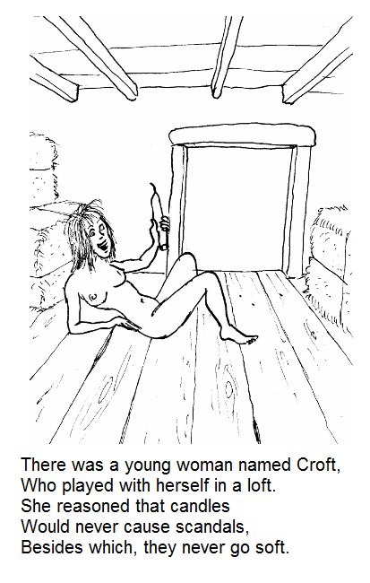 A Young Woman named Croft