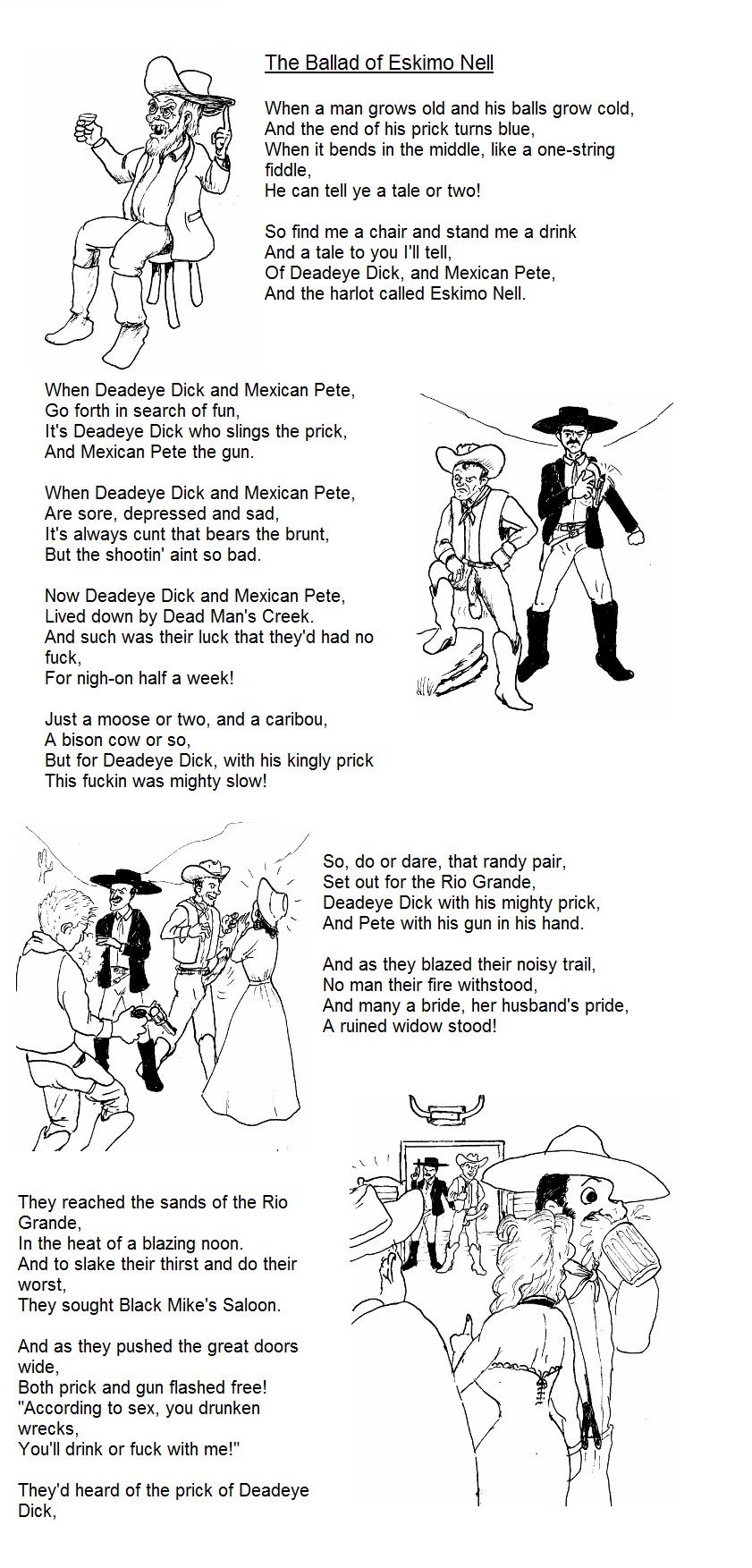 Eskimo Nell (page 1)